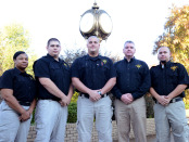 Detention Officer Group Photo