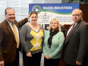 Waste Industries Class B Group Photo