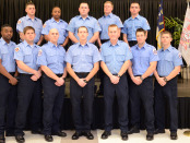 Firefighters and EMT Grads