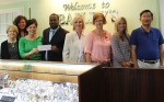 Bailey's Fine Jewelry Donates to NCC Foundation