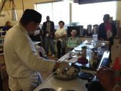 culinary at sr center