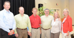 Brown Family Hosts Employee Appreciation Luncheon