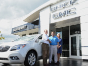 2015 Golf Hole-in-One Car-Davenport
