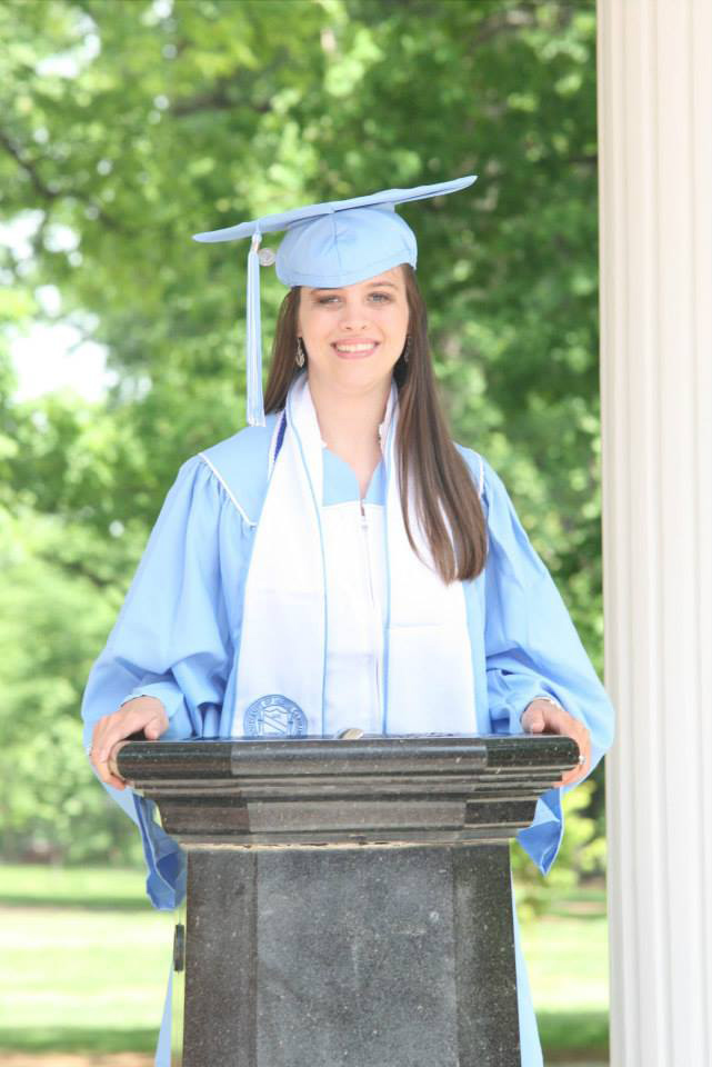 Jesse Sykes, NCC and UNC-CH Alumna