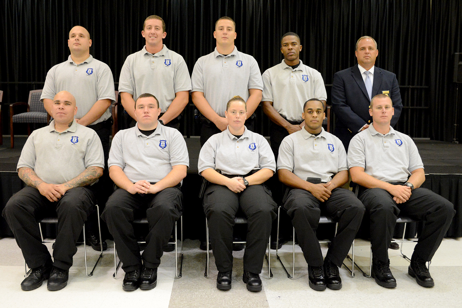 Cadets Graduate From Center For Law Enforcement Excellence Nash Cc