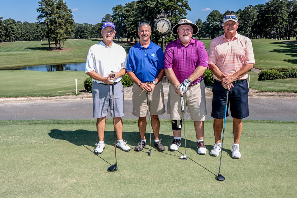 29th Annual Student Scholarship Golf Classic Results
